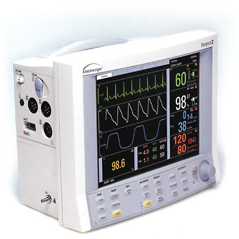 Mindray DPM4 Patient Monitor Alpine Surgical Equipment