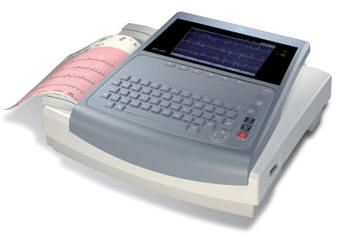 GE Marquette MAC 1600 Digital ECG-EKG Portable Machine