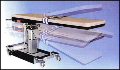 New Morgan MEDesign Basic One Portable Fluoroscopy Table