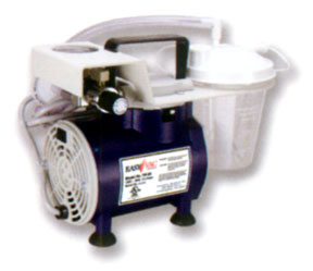 easy go vac portable suction machine