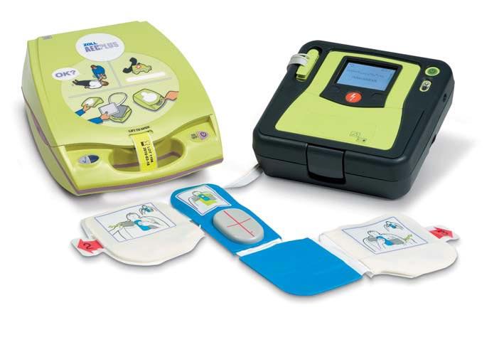 NEW ZOLL AED PLUS & AED PRO DEFIBRILLATOR | Alpine Surgical